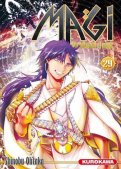 Magi - the labyrinth of magic T.29