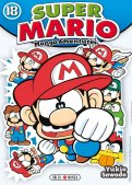 Super Mario - manga adventures T.18