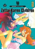 Zettai Karen Children T.33