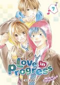 Love in progress T.7