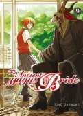 The ancient magus bride T.9