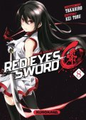 Red eyes sword Zero - Akame ga Kill ! Zero T.8