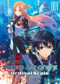 Sword art online - ordinal scale T.1