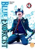 Blue exorcist T.21