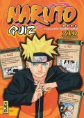 Naruto - quiz book