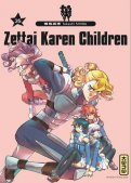 Zettai Karen Children T.35