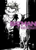 Batman - White Knight - N&B