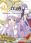 Re: zero - Re: life in a different world from zero - 3ème arc T.4