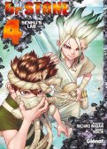 Dr Stone T.4