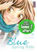 Blue spring ride - coffret T.1 et T.2