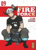 Fire force T.9