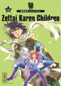 Zettai Karen Children T.36