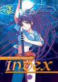 A certain magical index - light novel T.2