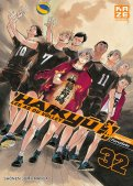 Haikyû!! - Les As du Volley T.32