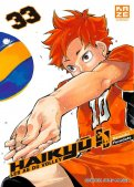Haikyû!! - Les As du Volley T.33