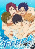 Free ! - saison 1 - intégrale - édition collector - blu-ray