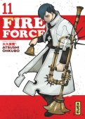 Fire force T.11