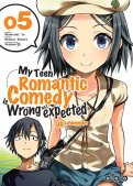 My teen romantic comedy T.5