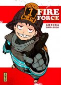 Fire force - agenda 2019-20