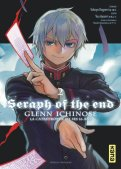 Seraph of the end - Glenn Ichinose T.2