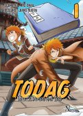 Todag - tales of demons and gods T.1