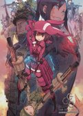 Sword art online - alternative - gun gale online Vol.1 - édition collector - blu-ray