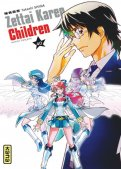 Zettai Karen Children T.40