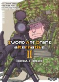 Sword Art Online - Alternative - Gun gale online T.2