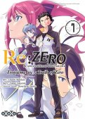 Re: zero - Re: life in a different world from zero - 3ème arc T.7