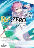 Re: zero - Re: life in a different world from zero - 3ème arc T.8