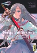 Seraph of the end - Glenn Ichinose T.3