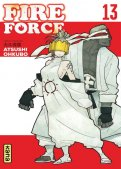 Fire force T.13