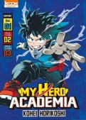 My hero academia - coffret starter