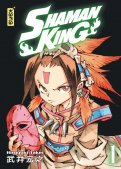 Shaman king - star édition T.1