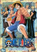 One piece - Postcard set