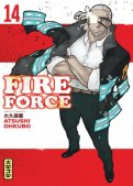Fire force T.14