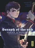 Seraph of the end - Glenn Ichinose T.4