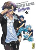 Zettai Karen Children T.43