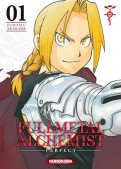Fullmetal Alchemist T.1 - Perfect édition
