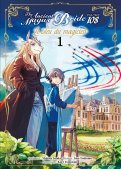 The ancient magus bride - Psaume 108, le bleu du magicien T.1