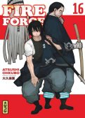 Fire force T.16