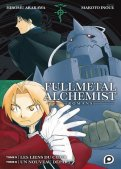 Fullmetal Alchemist - Light Novel T.3