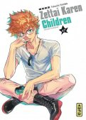 Zettai Karen Children T.47